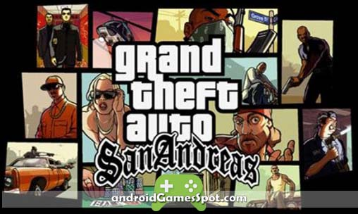 Grand Theft Auto San Andreas android games free download
