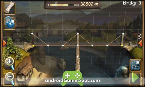 Bridge Constructor Medieval free games for android apk download