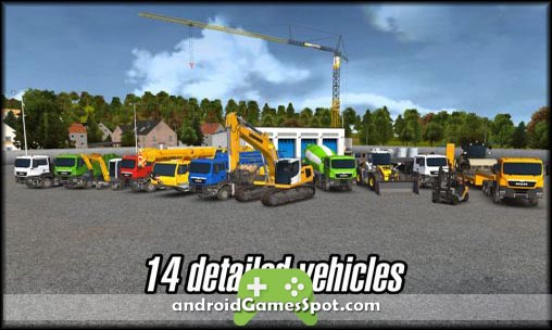 CONSTRUCTION SIMULATOR 2014 android apk free download