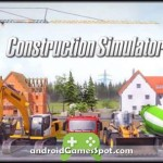 CONSTRUCTION SIMULATOR 2014 free android games apk download