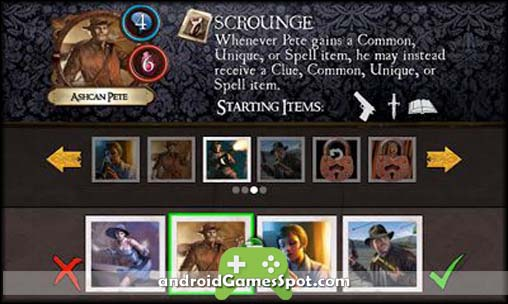 ELDER SIGN OMENS free games for android apk download