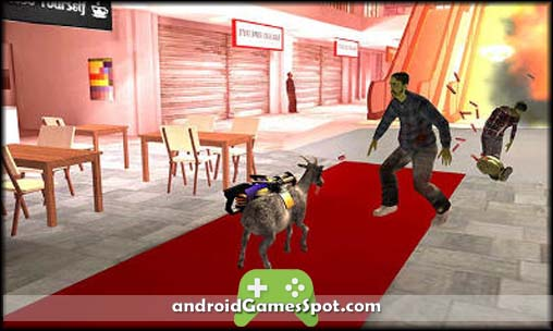 Goat Simulator GoatZ game free download