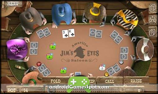 Governor of Poker 2 free android games