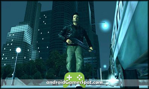 Grand Theft Auto III android games free download