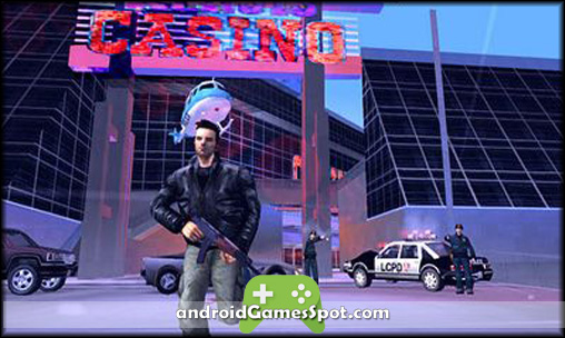 Grand Theft Auto III free android games