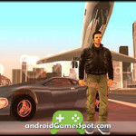 Grand Theft Auto III free games for android