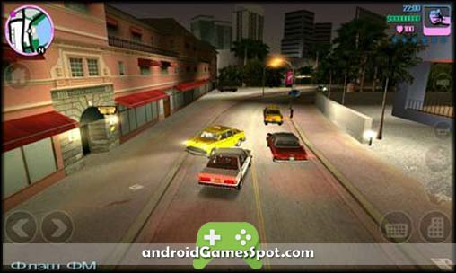 Grand Theft Auto Vice City game apk free download