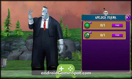 Hotel Transylvania 2 free games for android apk download