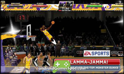 NBA JAM BY EA SPORTS android apk free download