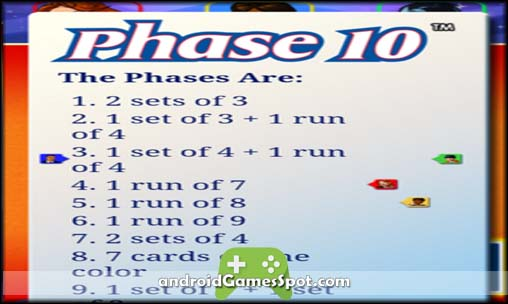 Phase 10 free android games