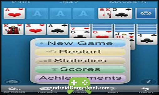 Solitaire free games for android