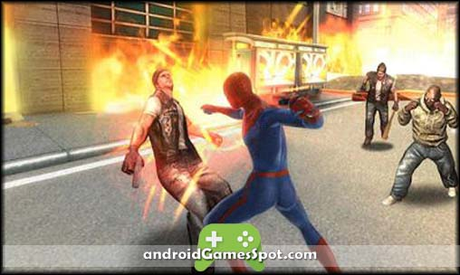 The Amazing Spider-Man free games for android