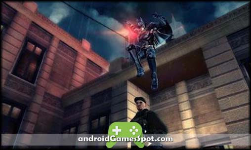 The Dark Knight Rises free android games apk download
