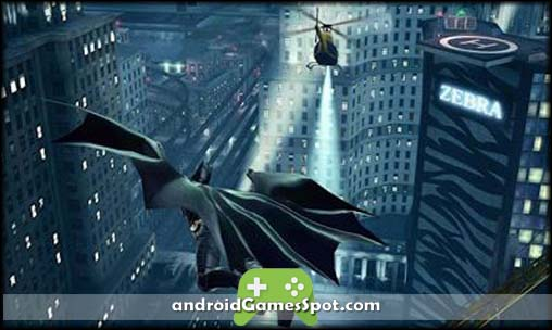 The Dark Knight Rises free games for android apk download