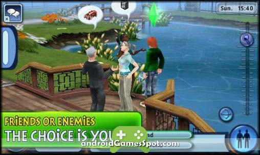 The Sims 3 free android games apk download