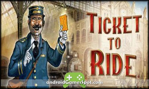 Ticket to Ride free games for android