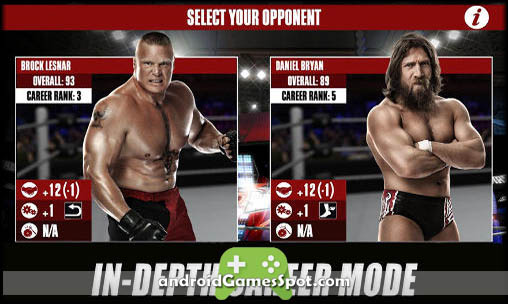 WWE 2K game apk free download