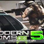Modern Combat 5 Blackout game apk free download