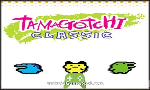 Tamagotchi Classic free games for android apk download