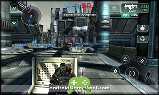 SHADOWGUN DeadZone free games for android apk download