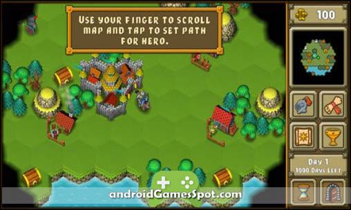 Heroes A Grail Quest free games for android apk download