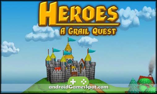 Heroes A Grail Quest game apk free download
