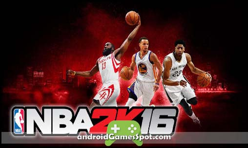 NBA 2K16 free games for android apk download