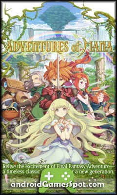 Adventures of Mana free android games apk download