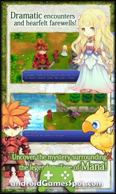 Adventures of Mana free games for android apk download