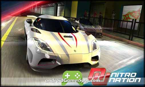 Nitro Nation Racing game apk free download