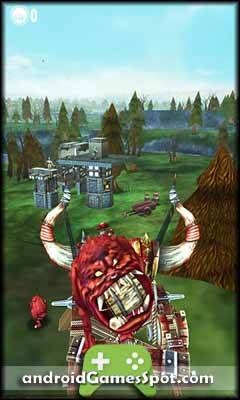 Warhammer Snotling Fling free android games apk download