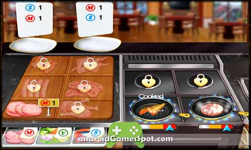 Kitchen Cooking Madness free apk download