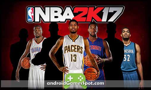 NBA 2K17 apk free download