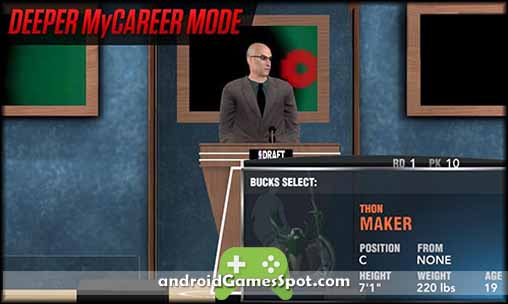 NBA 2K17 free apk download