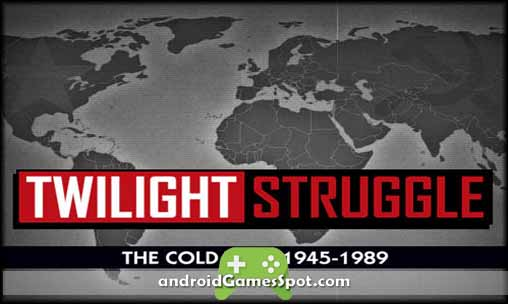 Twilight Struggle APK Free Download v1.1.0 Paid [Full Version]