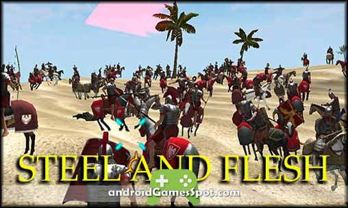 Steel And Flesh v1.2 Apk + Obb Data Free Download