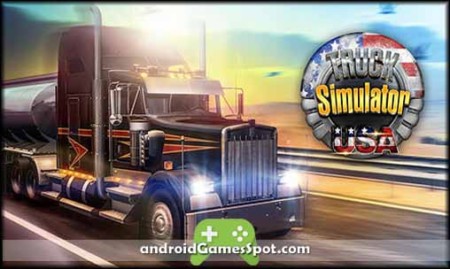 Truck Simulator USA v1.2.0 Apk + Obb Data Download [Full Version]