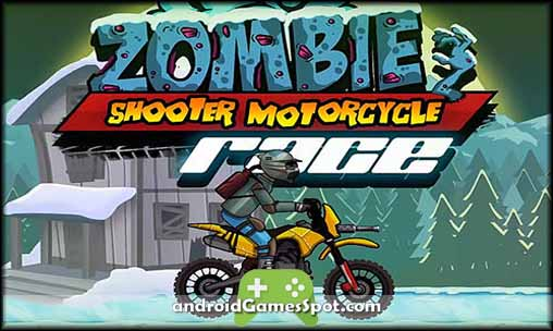 Zombie Shooter Motorcycle Race v1.0 Apk Free [Latest Version]