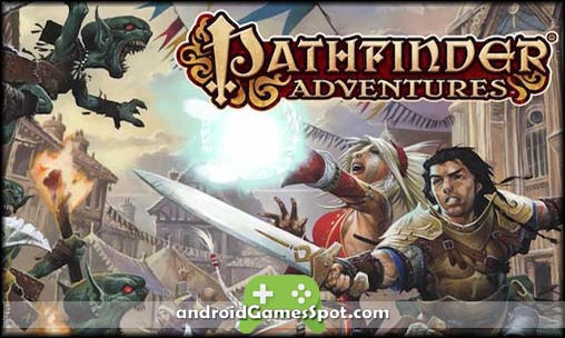 Pathfinder Adventures APK +Mod+Obb Data [Full Version] Download