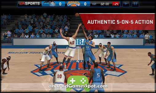 NBA LIVE Mobile Basketball APK v1 5 2 [Latest Version]Free