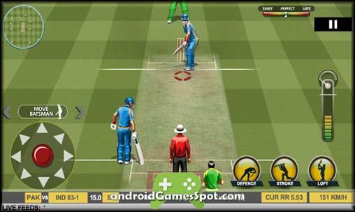 Real Cricket 17 v2.6.9 APK+Data MOD[!Unlimited Coins] Free Download
