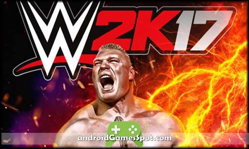 Wwe 2k17 v1.1.2 APK+Obb Data[!Latest Offline] Free Download